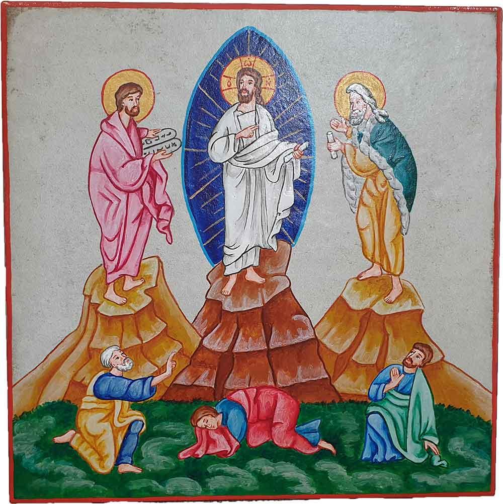 Trasfigurazione - Grazie Al Cielo